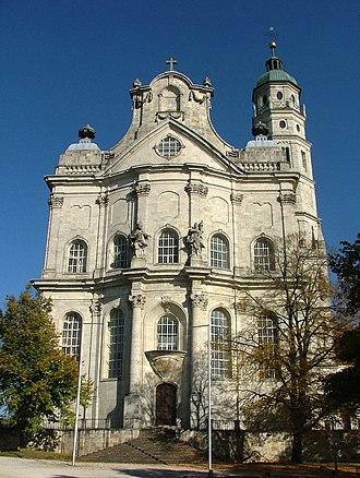 Neresheim - Neresheim Cathedral