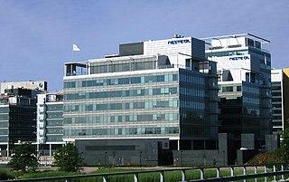 Neste Finnish oil company