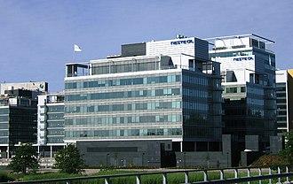 Neste - Neste headquarters in Espoo.