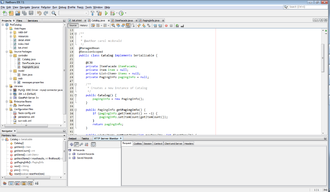 NetBeans - NetBeans screenshot