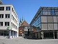 Neubauten im Brühl Erfurt.JPG