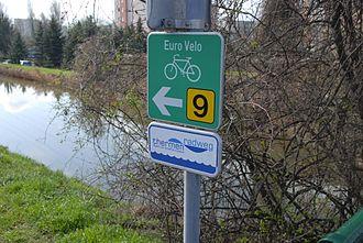 EuroVelo - Image: Neustaedter Kanal Euro Velo