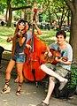 New York City - 26 July 2008 Jazz in Washington Square (2706847534).jpg