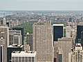 New York City view from Empire State Building 10.jpg