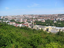 New part of Veliko Tarnovo,2015.JPG
