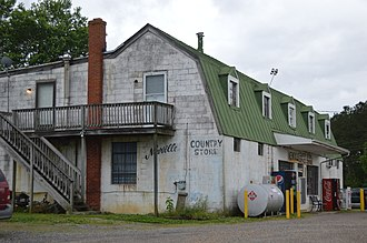 Newville, Virginia - Newville Country Store