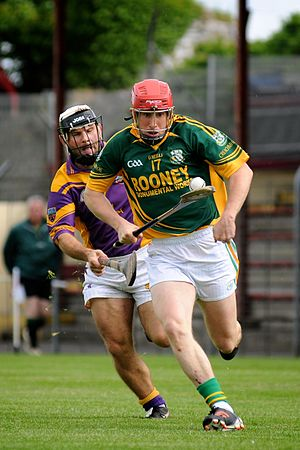 Niall Healy - Healy in action for Craughwell