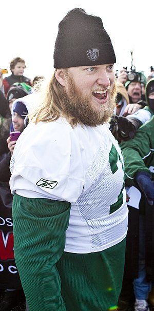 Nick Mangold - Mangold in 2008