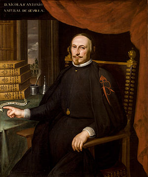 Antonio, Nicolás (1617-1684)