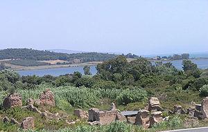 Nicopolis - The central thermae of Nicopolis.