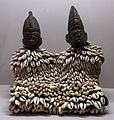 Nigeria, yoruba, ibeji (gemelli) attaccati, xx secolo.jpg