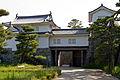 Nihonmatsu Castle Minowa Gate 20100625-02.jpg