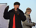 Nikolay Ryabov, Member of the State Duma (CPRF) speaks on rally.jpg
