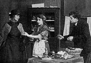 <i>Nina, the Flower Girl</i> 1917 silent film by Lloyd Ingraham