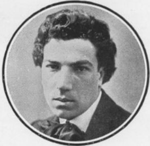 Nino Marcelli - Nino Marcelli in 1911 as a teacher in National Music Conservatory of Chile