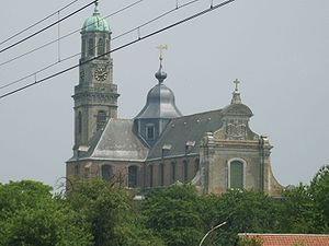 Ninove - Image: Ninove church 2
