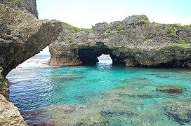 Niue Küstenlandschaft 2