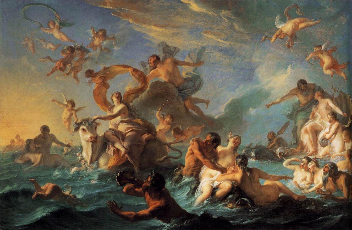 Fichier:Noël-Nicolas Coypel - The Rape of Europa - WGA05595.jpg ...
