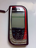 Image illustrative de l'article Nokia 7610