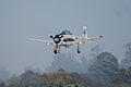North American T-28C Trojan Sherry Berry Landing 01 TICO 13March2010 (14596218881).jpg