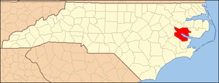 National Register of Historic Places listings in Beaufort County, North Carolina Wikimedia list article
