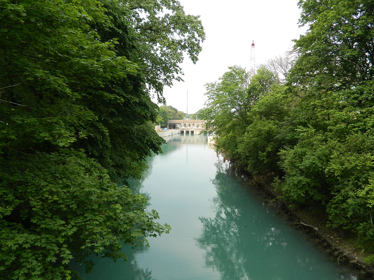 The channel is that the river channel, its character and change 73