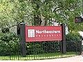 Northeastern University Sign, 2008.jpg