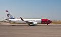 Norwegian 737, Rome, 14 Sept. 2011.jpg