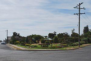 Nullawil - Image: Nullawil Park