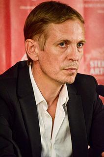 Šarūnas Bartas Lithuanian film director