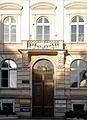 OPOLE budynek dawnego Starostwa na ul Krakowskiej 53- wejście gł. sienio.jpg