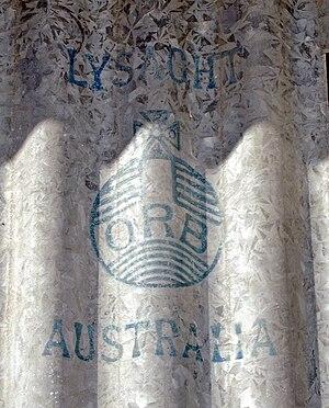 Lysaght (Australian company) - ORB corrugated iron