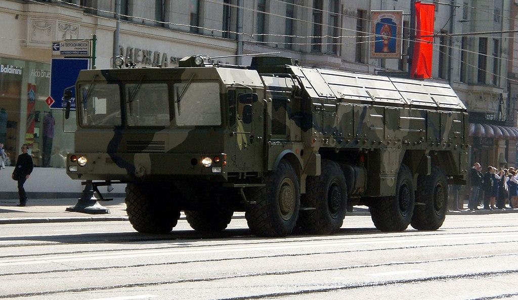 Russia shipped Iskander-E export modification to Armenia
