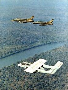 Forward air control during the Vietnam War - Wikipedia