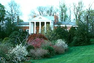 James Monroe - Oak Hill Mansion