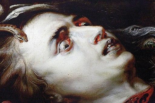 Oberhausen - Gasometer - Der schöne Schein - The Head of Medusa (Rubens) 02 ies