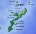 Okinawa Islands map.png