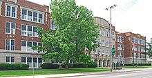 Kalamazoo Central High School - Wikipedia