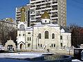 Old Believers Church in Gavrikov Lane (Moscow) 04.jpg