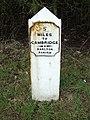 Old Milepost - geograph.org.uk - 1715706.jpg