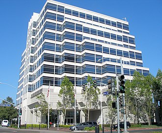 Visa Inc. - Visa Inc. headquarters at Metro Center in Foster City