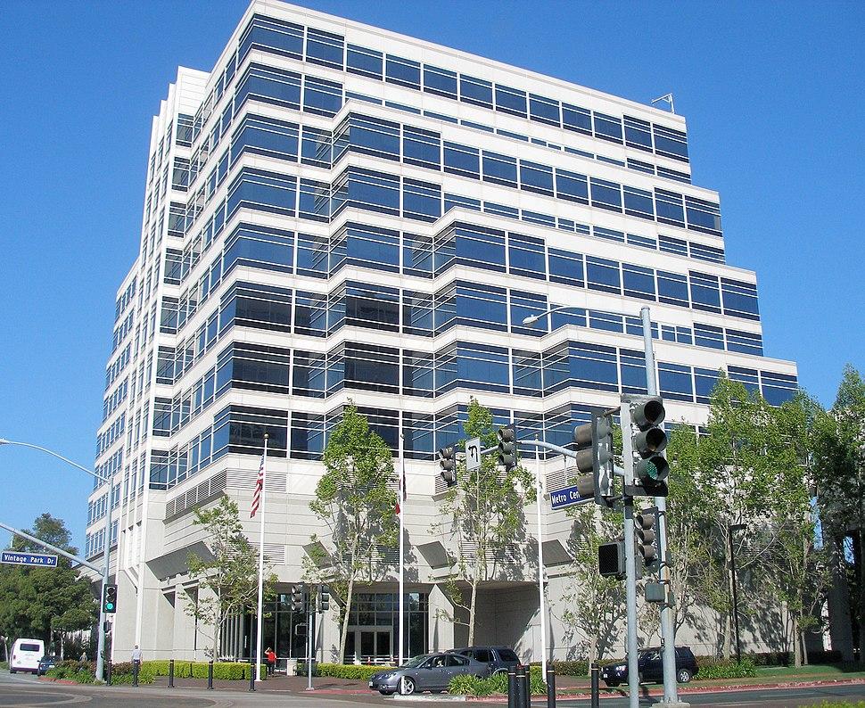 Old Visa Inc headquarters