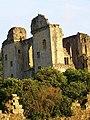Old Wardour Castle in the evening light - geograph.org.uk - 902377.jpg
