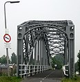 Old tramway bridge at Schipluiden, crossing the Vlaardingervaart - panoramio.jpg