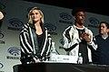 Olivia Holt & Aubrey Joseph by Gage Skidmore 4.jpg