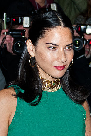 Olivia Munn - Munn at the 2013 Harper's Bazaar Women of the Year Awards