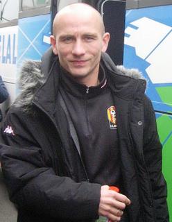 Olivier Thomas Footballer