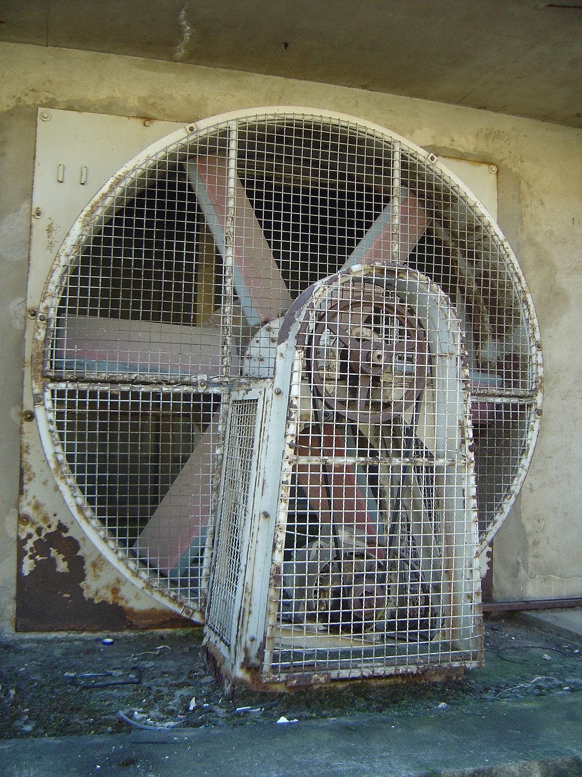 Ventilazione controllata - Wikipedia