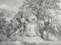 Os Amores de Inês de Castro (c. 1830) - Napoléon Thomas.png