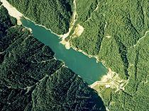 Oshirakawa Dam lake survey 1977.jpg